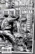 Marvels Eye of the Camera (2008) Black and White 1