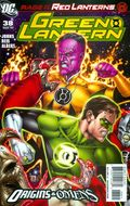 Green Lantern (2005-2011 3rd Series) 38A