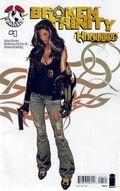 Broken Trinity Witchblade (2008) 1B