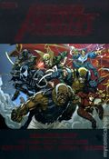 New Avengers HC (2007-2011 Marvel) Deluxe Edition by Brian Michael Bendis 3B-1ST