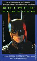 Batman Forever PB (1995 Warner Novel) 1-1ST