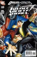 Justice Society of America (2006-2011 3rd Series) 24A