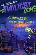 Twilight Zone The Monsters are Due on Maple Street GN (2009 Bloomsbury) By Rod Serling 1-1ST
