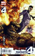 Dark Reign Fantastic Four (2009) 1A