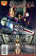 Battlestar Galactica The Final Five (2009 Dynamite) 1A