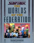 Star Trek The Worlds of the Federation SC (1989) 1-1ST