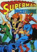 Superman Pocketbook TPB (1978-1979 UK Digest) 7-1ST