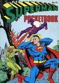 Superman Pocketbook TPB (1978-1979 UK Digest) 12-1ST