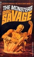 Doc Savage PB (1964-1985 Bantam Novel Series) 7-REP