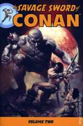 Savage Sword of Conan TPB (2008- Dark Horse) 2-REP