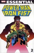 Essential Power Man and Iron Fist TPB (2008 Marvel) 2-1ST