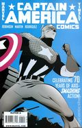 Captain America Comics 70th Anniversary Special (2009 Marvel 1B