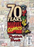 70 Years of Marvel Comics Poster Book (2009) 0