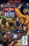Agents of Atlas (2009 Marvel) 4A