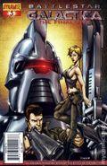 Battlestar Galactica The Final Five (2009 Dynamite) 3A