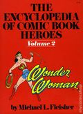 Encyclopedia of Comic Book Heroes SC (1976) 2-1ST