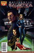 Battlestar Galactica The Final Five (2009 Dynamite) 4A
