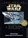 Art of Star Wars SC (1997 Episodes IV-VI Revised Edition) 1-1ST