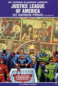 Justice League of America HC (2009 DC Comics Classic Library) By George Perez 1-1ST