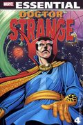 Essential Doctor Strange TPB (2001-2009 Marvel) 1st Edition 4-1ST