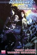 Runaways Rock Zombies HC (2009 Marvel) 1B-1ST