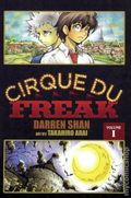 Cirque Du Freak GN (2009 Digest) 1-1ST