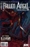 Fallen Angel Reborn (2009 IDW) 1A