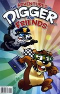 Digger and Friends (2009 IDW) 1