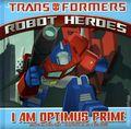 Transformers I am Optimus Prime HC (2009) 1-1ST