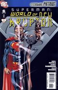 Superman World of New Krypton (2009) 6A