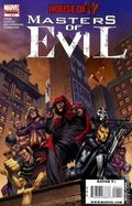 House of M Masters of Evil (2009) 1