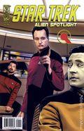 Star Trek Alien Spotlight Q (2009 IDW) 0A