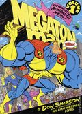 Megaton Man TPB (1990 Kitchen Sink) 1-1ST