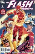 Flash Rebirth (2009 DC) 6A
