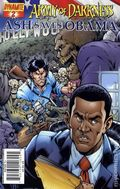 Army of Darkness Ash Saves Obama (2009 Dynamite) 2A