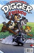 Digger and Friends (2009 IDW) 2