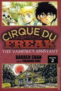 Cirque Du Freak GN (2009 Digest) 2-1ST