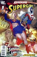 Supergirl (2005 4th Series) Annual 1