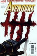 Dark Reign The List Avengers (2009) 1A