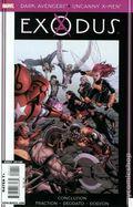 Dark Avengers Uncanny X-Men Exodus (2009) 1A