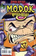 Modok Reign Delay (2009) 1
