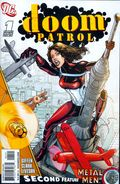 Doom Patrol (2009 5th Series) 1B