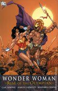 Wonder Woman Rise of the Olympian TPB (2009) 1-1ST