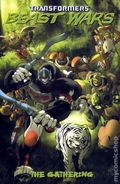 Transformers Beast Wars The Gathering TPB (2006) 1-REP
