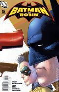 Batman and Robin (2009) 5A