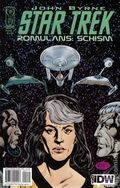 Star Trek Romulans Schism (2009 IDW) 2A