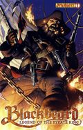 Blackbeard Legend of the Pyrate King (2009 Dynamite) 1A