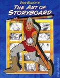 Don Bluth's The Art of Storyboard SC (2004 Dark Horse) 1-1ST