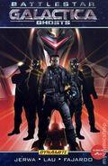 Battlestar Galactica Ghosts TPB (2009 Dynamite) 1-1ST