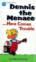 Dennis the Menace Here Comes Troube PB (1967) 1-1ST